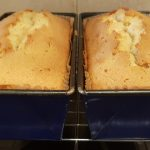 Madeira cake loaves baked alaska experiment